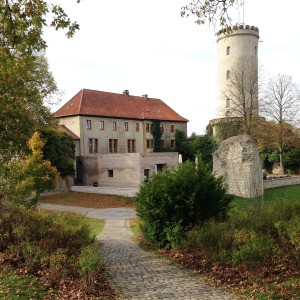 Besucherzentrum Sparrenburg von Max Dudler